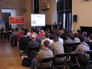Přednáška, seminář, konference