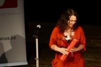 Vítězka 4. ročníku literární soutěže Albatrosu Ilona Fišerová