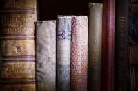 Knihy o historii - ilustrační foto