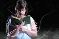 Fantasy kniha - ilustrační