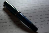 Psaní - ilustrační