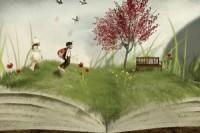 Pohádková kniha - ilustrační