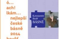 Nejlepší české básně 2014, Konstantin Biebl - Básně