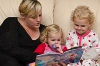 děti čtení Flicker