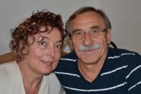 Hana Militká a Pavel Zedníček