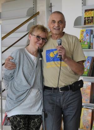 Renáta Fučíková a David Vávra