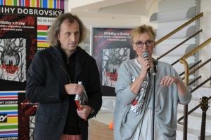 Martin Vopěnka a Renáta Fučíková