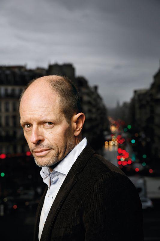 Bernard Minier - portrét