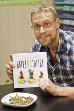 Milan Václavík, spoluautor kuchařky