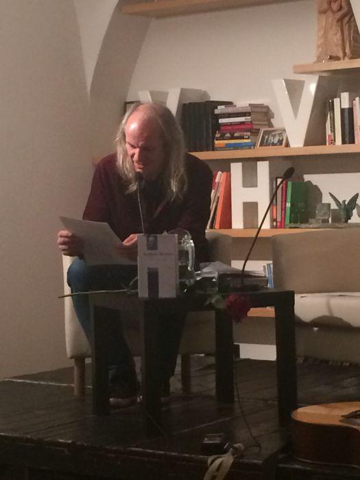 Ladislav Heryán čte