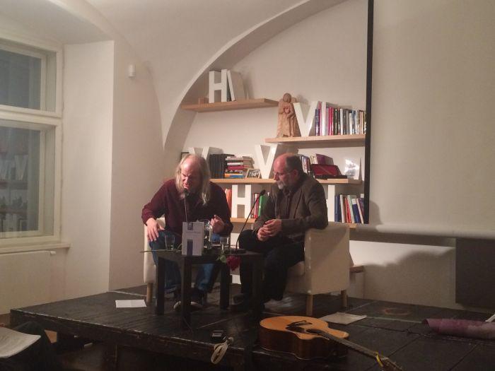 Ladislav Heryán a Petr Vaďura