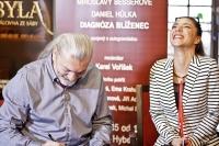 Eva Burešová, muzikálová kolegyně Daniela Hůlky