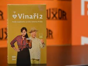 Kniha Vinaři 2