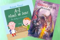 Soutěž o knihy pro malé čtenáře z nakladatelství Albatros  056484df0c