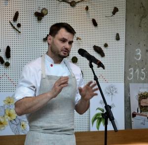šéfkuchař restaurace Eska Martin Štangl
