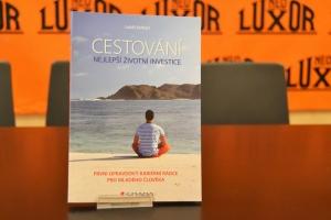 Kniha Cestování - nejlepší životní investice