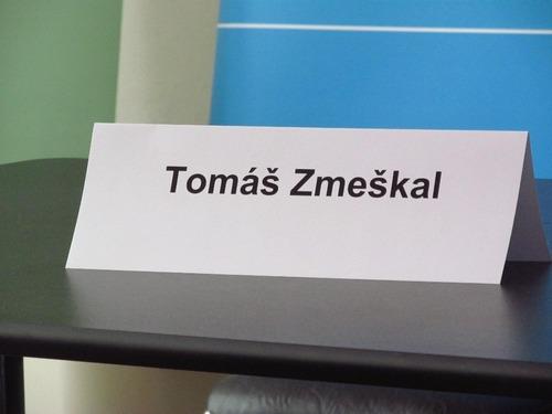 Svět knihy 2016 – Tomáš Zmeškal