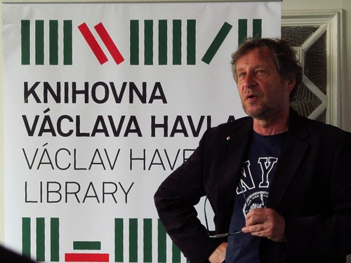 Svět knihy 2016 – Knihovna Václava Havla