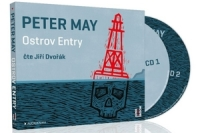 Peter May_Ostrov Entry audio na CD