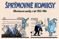 Josef Lada Sprymovne komiksy