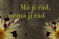 ma-ji-rad-nema-ji-rad-perex