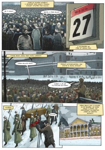 Lezak_Dusek_Kronika bolsevismu_ukazka1