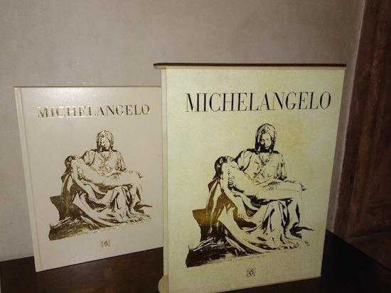 michelangelo-kniha