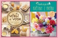 Tipy_Vceli vosk_Kvetiny z papiru