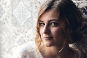 Lucie Faulerová, foto Ondřej Lipár