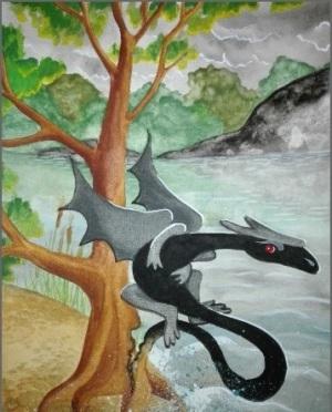 Prani od jezera draku
