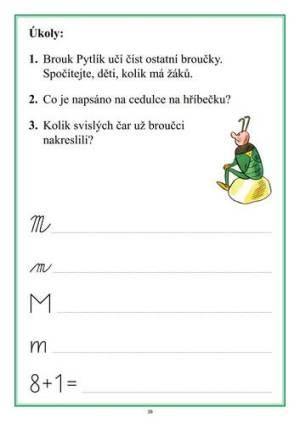 Barevna pohadkova abeceda 3