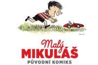 Maly Mikulas_puvodni komiks