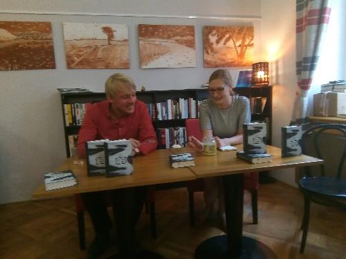 Jan Štifter a Alena Snelling