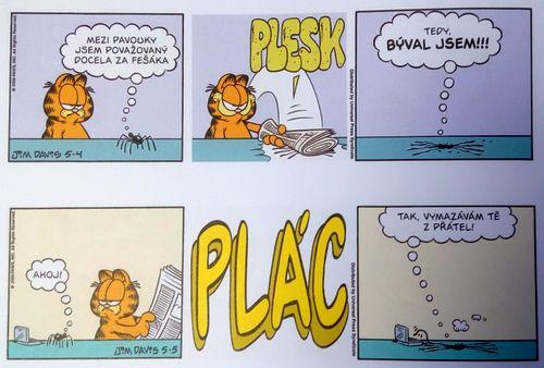 Garfield nakupuje slaninu_ukazka2
