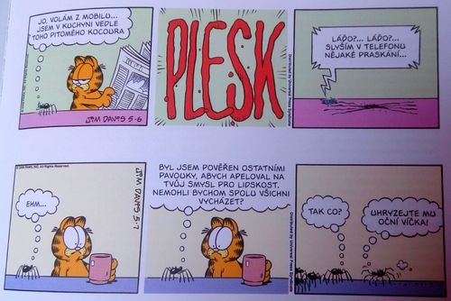 Garfield nakupuje slaninu_ukazka3