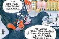 Veverka a Myska v Praze_uvodni