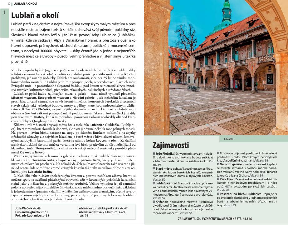 Slovinsko - ukázka