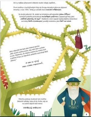 Tajny zivot masozravych rostlin