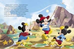 5minutove Mickeyho pohadky