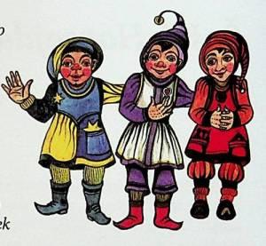 Sasek Hopsajda a jine pohadky