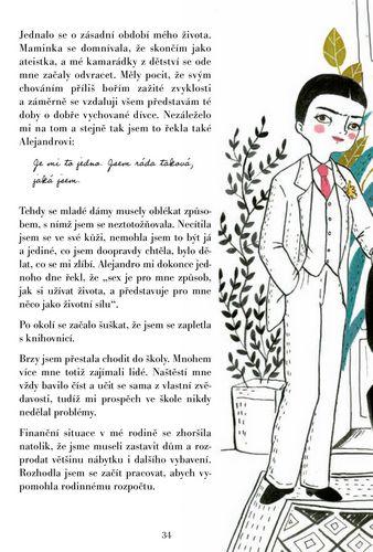 Frida Kahlo Ilustrovany zivotopis_ukazka1