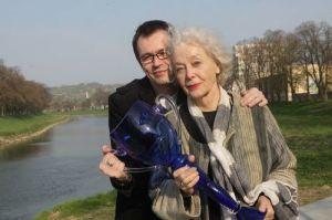 Josef Kubanik s Kvetou Fialovou 1