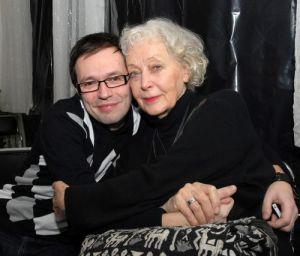 Josef Kubanik s Kvetou Fialovou