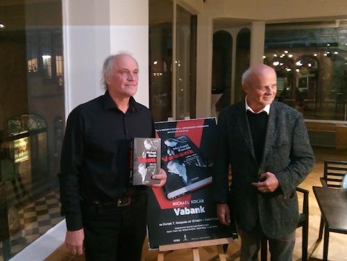 Michael Kocáb a Michal Horáček