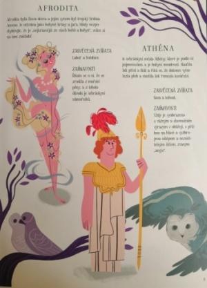 Velka kniha mytologie