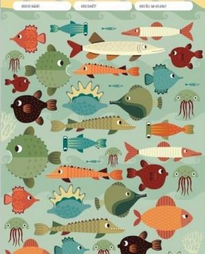 Najdi me morske dobrodruzstvi