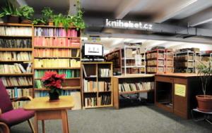Prodejna Knihobot