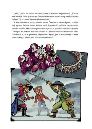 S Komenskym do komiksu