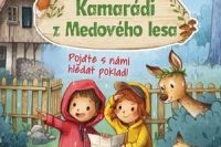 Kamaradi z Medoveho lesa 5 poklad_uvodni