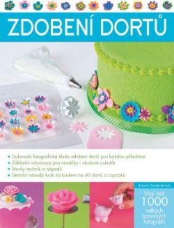obálka knihy Zdobení dortů